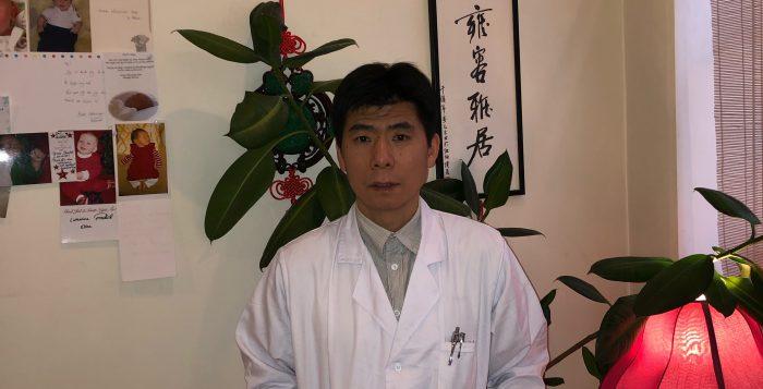 dr wang akupunktör